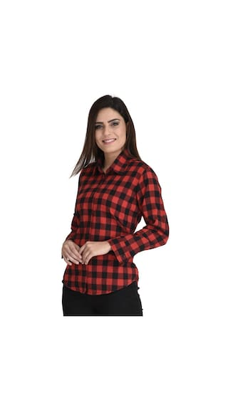 Cotton Vaijyanti Check Vaijyanti Cotton Multi Vaijyanti Multi Check Shirt Multi Check Cotton Shirt wYgAaxHXq