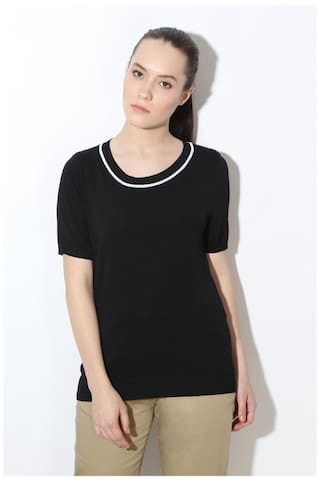 Van Heusen Black Top