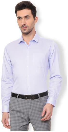 Men Slim Fit Printed Formal Shirt
