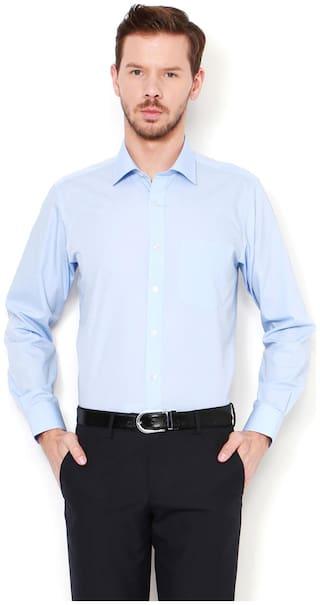 Van Heusen Men Regular fit Formal Shirt - White