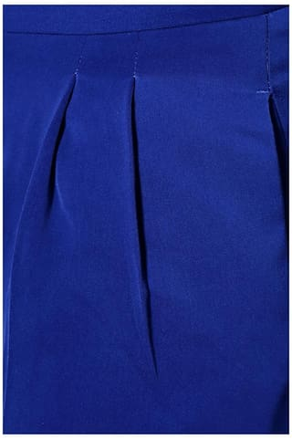 Regular Cotton Lycra Heusen Trouser Van Blend Casual Blue Fit fwSH61q4x