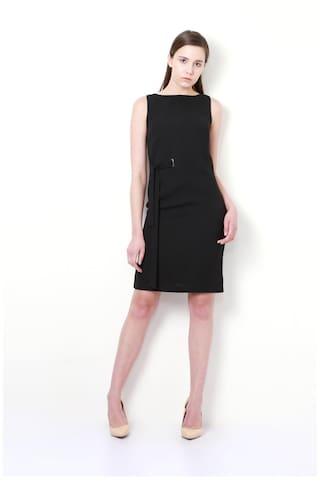Van Heusen Heusen Van Black Black Dress 4RRTvxd