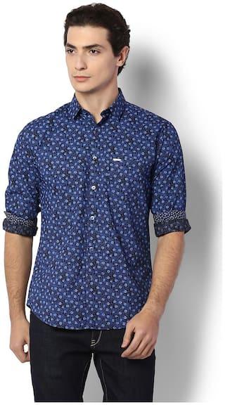 Van Heusen Men Slim fit Casual shirt - Multi