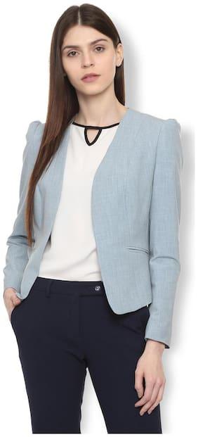 Women Blended Regular FIt Blazer