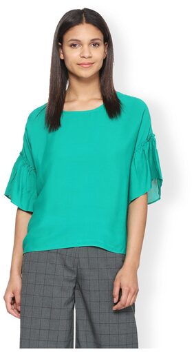 Van Heusen Green Top