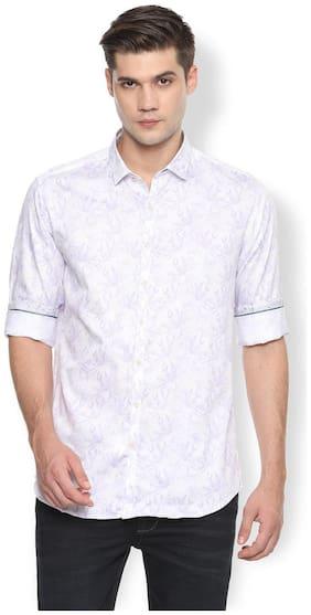 Men Slim Fit Printed Casual Shirt Pack Of 1
