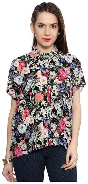 Van Heusen Multi Cotton Regular Fit Casual Shirt