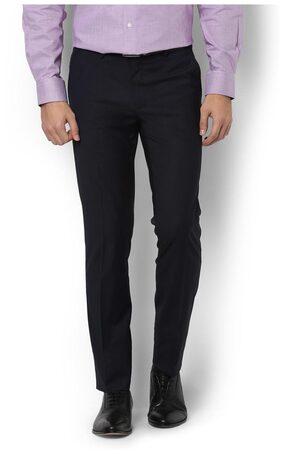 Van Heusen Navy Trousers