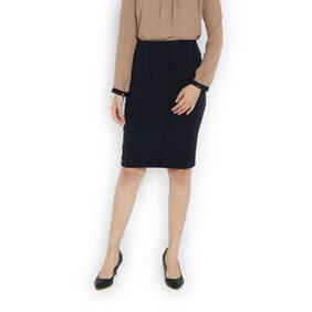 Van Heusen Navy Skirt