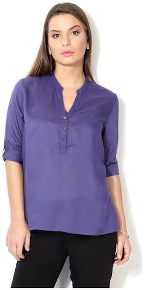Van Heusen Purple Top