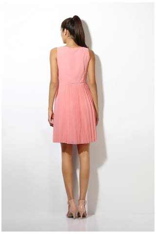Dress Casual Polyester Pink Van Heusen 7qxwItM8T