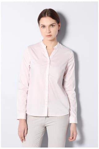 Van Shirt Heusen Van Shirt Heusen Pink Pink Pink Heusen Van Shirt qpAxFF