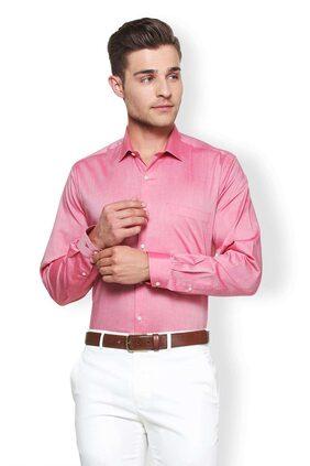 Van Heusen Pink Shirt