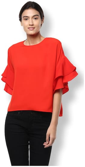 Van Heusen Red Top