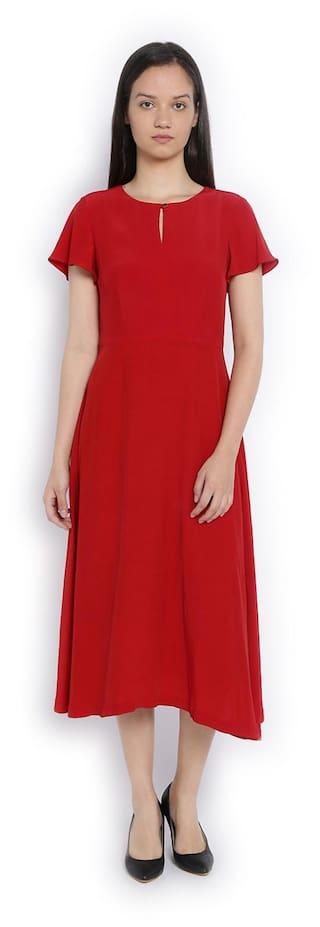 Dress Heusen Red Heusen Red Van Van Dress Heusen Van Red Van Dress Heusen Red xqqgwHXtA