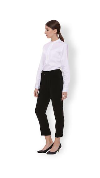 Heusen Shirt Van Van Heusen White White PxwHtXE