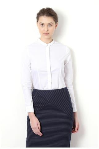 Van White Shirt White Van Heusen Heusen Shirt Van S4O1Sq