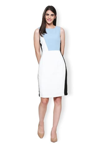 Van Heusen White Dress