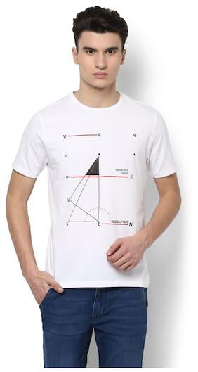 3b7a8aa7d Van Heusen T Shirts - Buy Van Heusen T Shirts for Men Online | Paytm ...