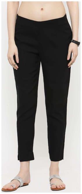 Women Printed Bootcut Pants