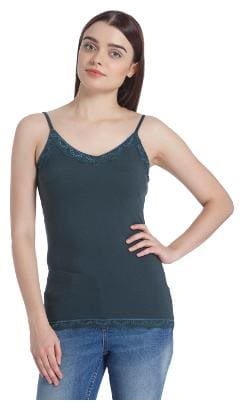 Women Geometric V Neck Top