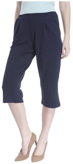 Vero Moda Women's Solid Capri