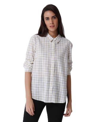 Vero Moda Women White Shirt