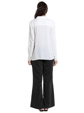 Women's Moda Shirt Casual Vero Vero Moda q7EwxPa