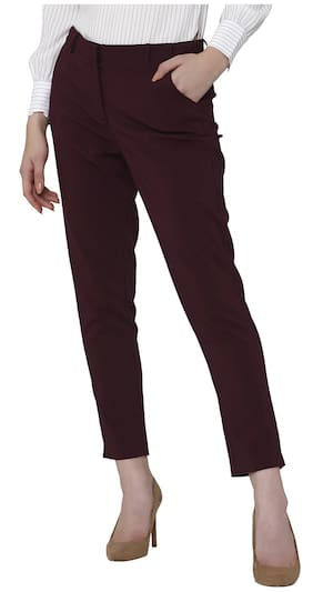 614de9e30b Trousers for Women | Ladies Pants Online at Best Price in India ...