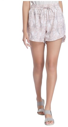Vero Moda Women Printed Shorts - Multi