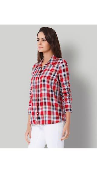Vero Vero Casual Women Shirt Moda Moda Hf1znv1U