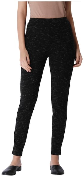 Women Solid Regular Pants