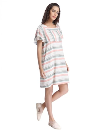 Vero Dress Moda Moda Shift Vero Women Tqw1wXdZ