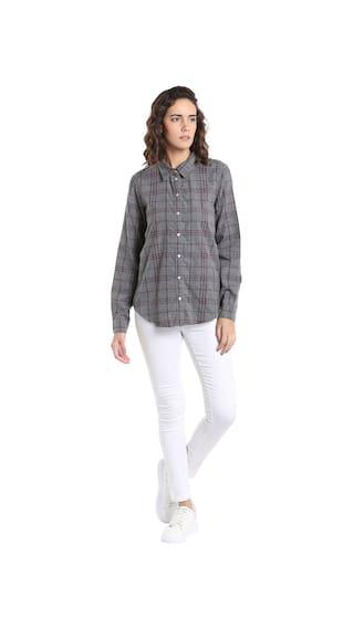 Moda Vero Casual Moda Women Casual Shirt Vero Women rUIpqU