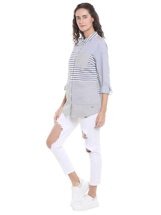 Shirt Casual Women's Moda Shirt Casual Women's Moda Moda Vero Vero Shirt Casual Moda Casual Women's Vero Vero Women's 4UAq5U