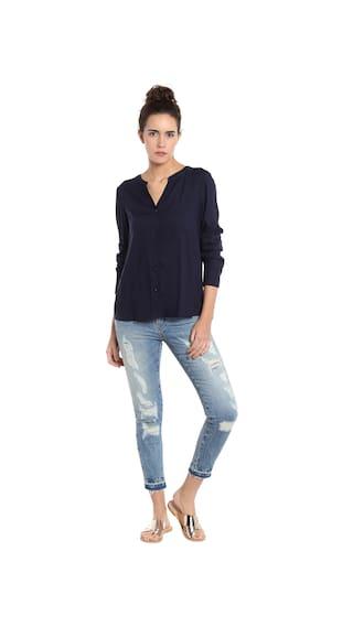 Vero Shirt Women Moda Moda Casual Vero BXrqvxB