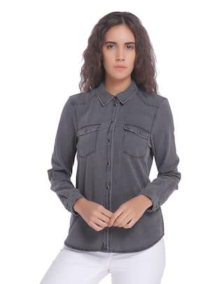 Casual Women's Vero Vero Shirt Women's Casual Moda Shirt Moda qwZatR6xf