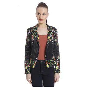 Vero Moda Women Black casual Blazers