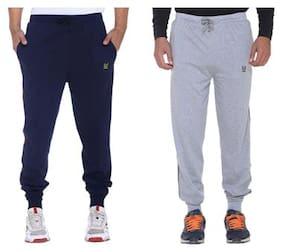 VIMAL JONNEY Men Cotton Track Pants - Multi