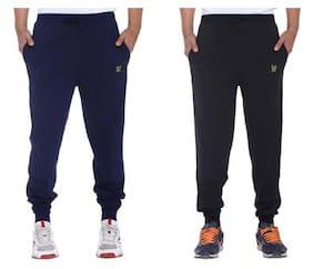 Vimal Men Cotton Track Pants - Multi