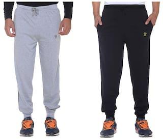 d9904fffb86 Buy Vimal Men Cotton Track Pants - Multi Online at Low Prices in ...