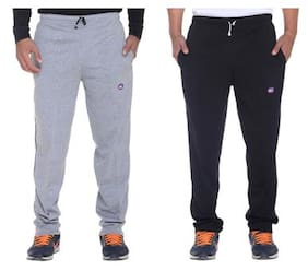Vimal Men Cotton Track Pants - Grey