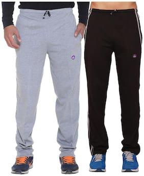 Vimal Men Blended Track Pants - Multi