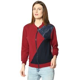 Women Colourblocked Sweatshirt ,Pack Of 1