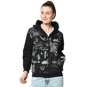 Women Printed Sweatshirt ,Pack Of 1