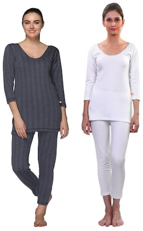 6578dbfed Thermals for Women – Buy Thermal Set for Women Online at Best Price ...
