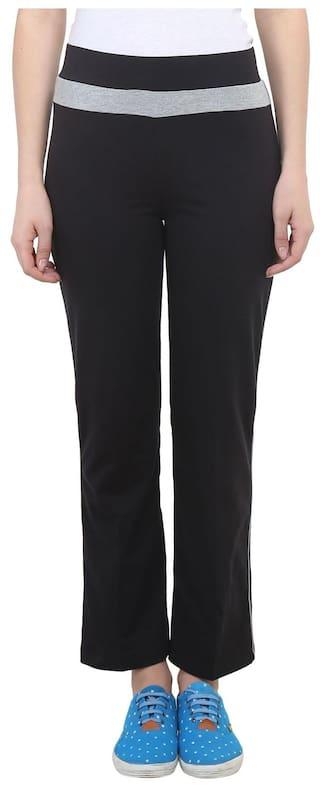 Vimal Multicolor pack Women Cotton Trackpants For Of 2 VWav37HT