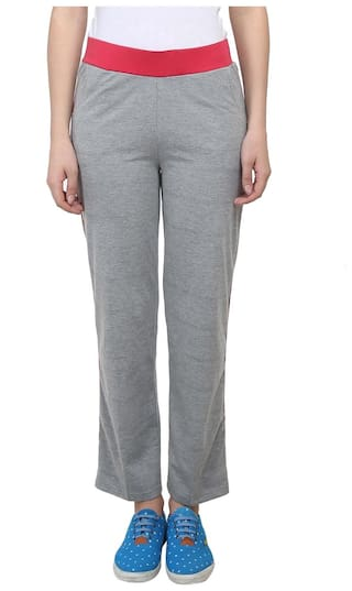 pack Vimal Multicolor Of Trackpants Women For 2 Cotton aqXB9Y