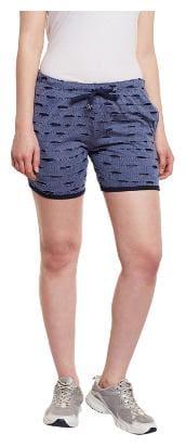 Women Viscose Regular Fit Shorts