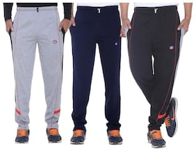 Vimal Men Cotton Track Pants - Multi
